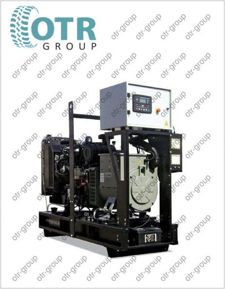 Запчасти на дизельный генератор Gesan DPA 450E