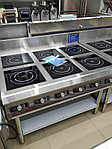 Шестиконфорочная Идукционная плита, фото 2