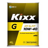 Моторное масло Kixx G SL 10W-40 4литрa