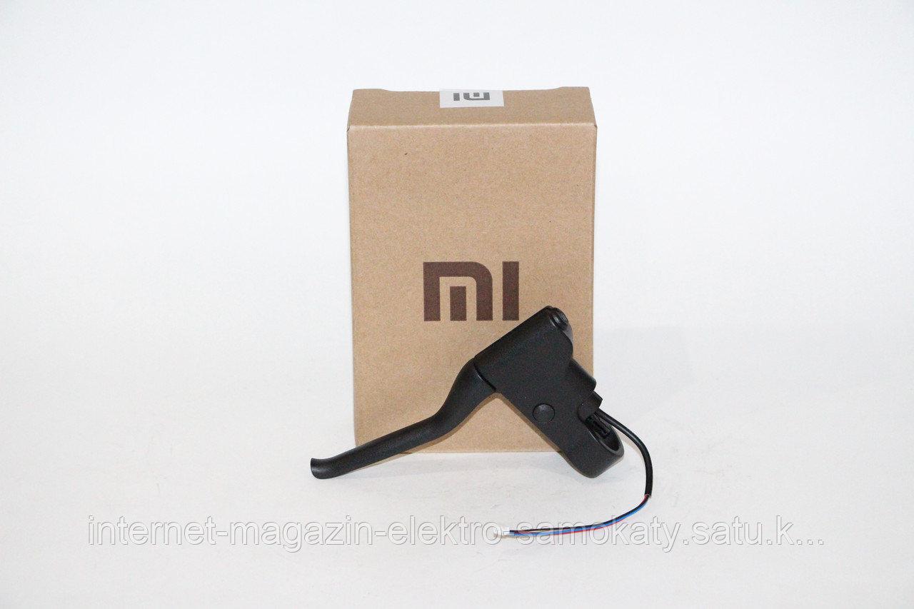 Ручка тормоза оригинал для электро-самоката Xiaomi Mijia M365 Smart Electric Scooter