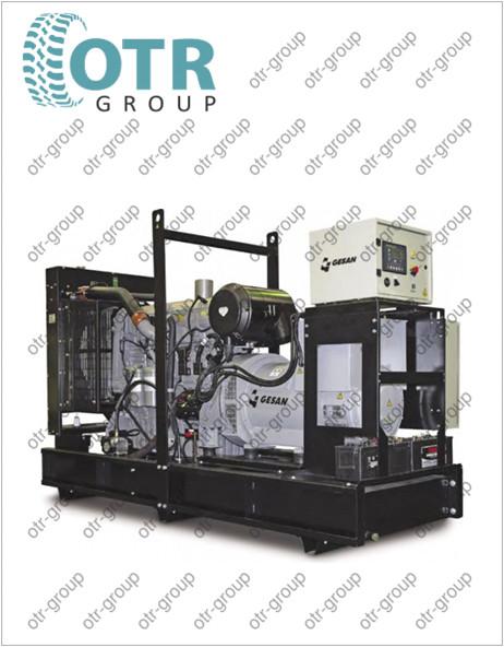 Запчасти на дизельный генератор Gesan DVA 630 E