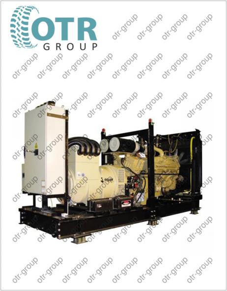 Запчасти на дизельный генератор Gesan DVA 660E
