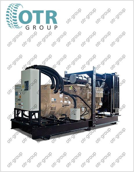Запчасти на дизельный генератор Gesan DCA 700 E