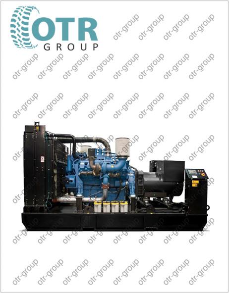 Запчасти на дизельный генератор Gesan DVA 700E