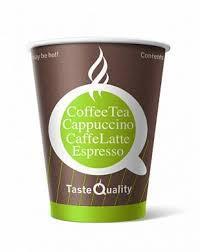 Стакан для вендинга бумажный 150мл Taste Quality