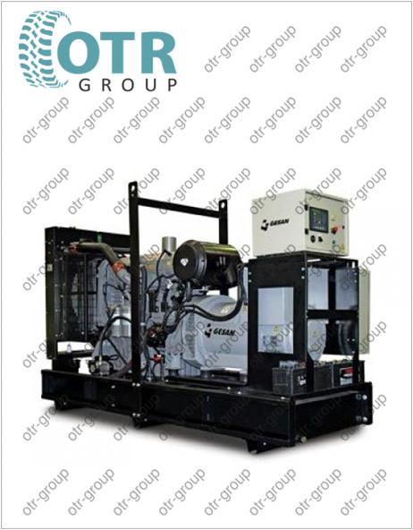 Запчасти на дизельный генератор Gesan DPA 700E
