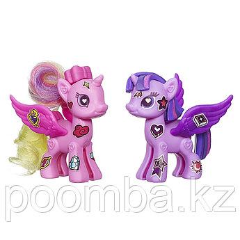 "Поп-конструктор My Little Pony ""Делюкс"" - Рарити и Принцесса Луна"