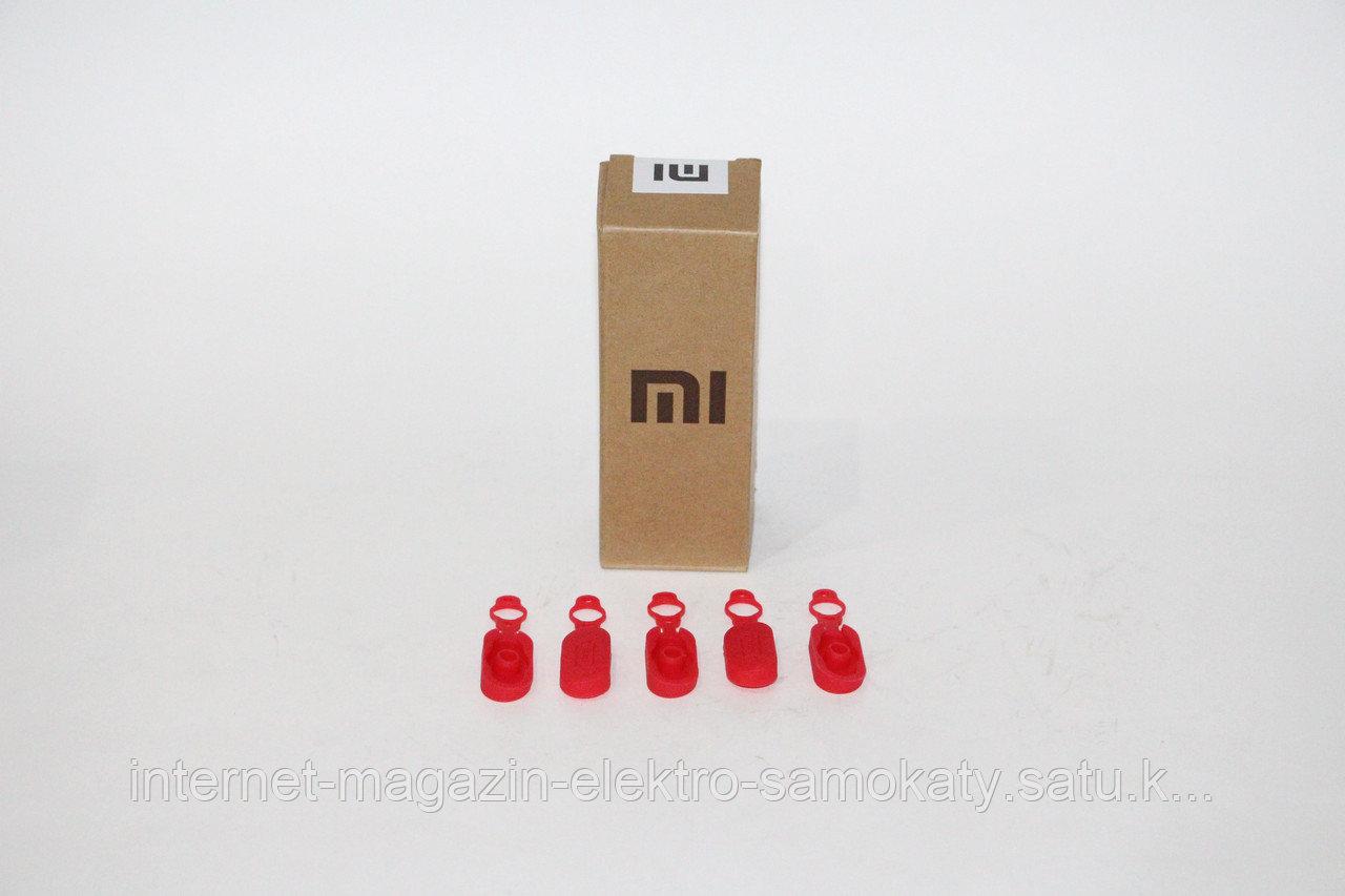 Крышка разъема зарядки оригинал для электро-самоката Xiaomi Mijia M365 Smart Electric Scooter