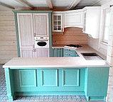 Кухня МДФ крашенный, фото 2