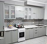 Кухня МДФ крашенный, фото 9