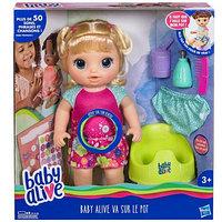 """Hasbro Baby Alive """"Танцующая Малышка"""" Блондинка"""