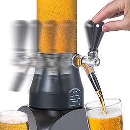 Колбы для пива и напитков с охлождением