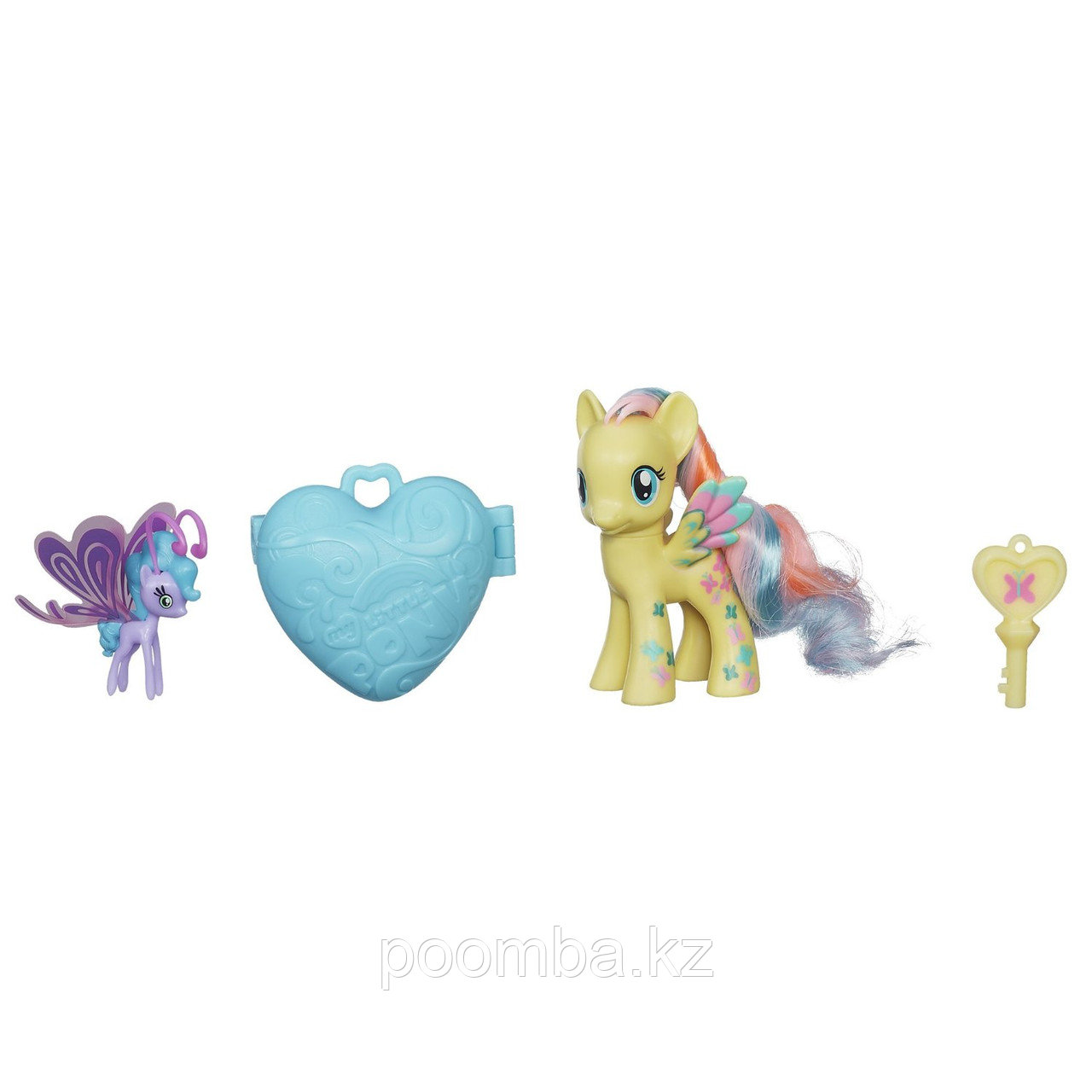 "Набор My little pony ""Пони и бризи"" - Флаттершай"
