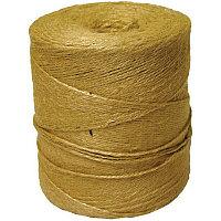 Шпагат джутовый, полированный, 1670текс, d1,5мм, ~900м, 1,5кг, бобина 11004