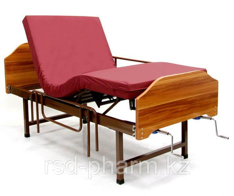 MET STAUT Кровать функциональная медицинская на ножках