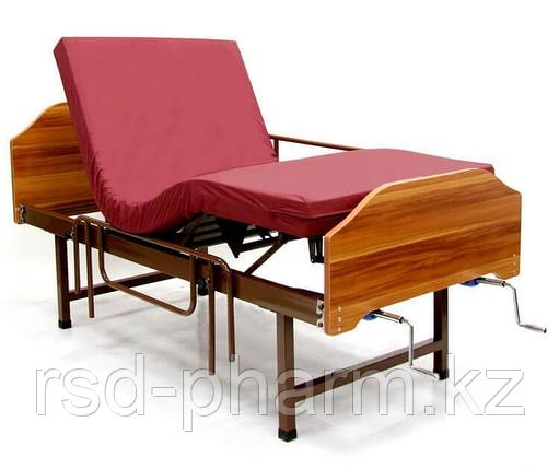 MET STAUT Кровать функциональная медицинская на ножках, фото 2