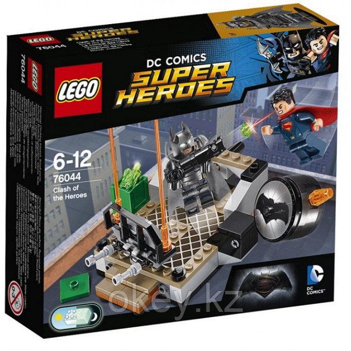LEGO Super Heroes: Битва супергероев 76044