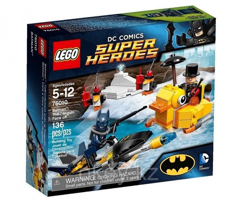 LEGO Super Heroes: Пингвин даёт отпор 76010