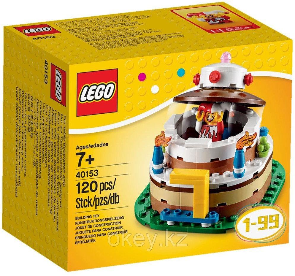 LEGO Creator: Торт на День Рождения 40153