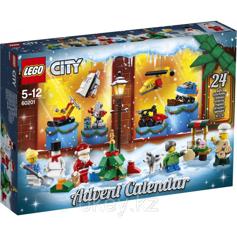 LEGO City: Новогодний календарь 2019 60201