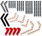 LEGO Education Mindstorms: Набор с запасными частями LME 6 2000705, фото 2