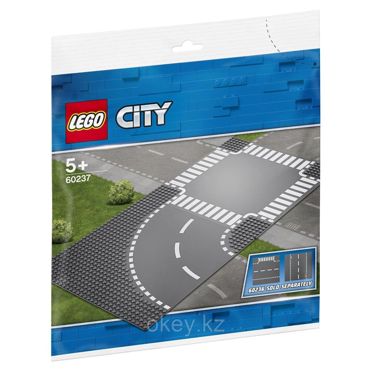 LEGO City: Поворот и перекресток 60237