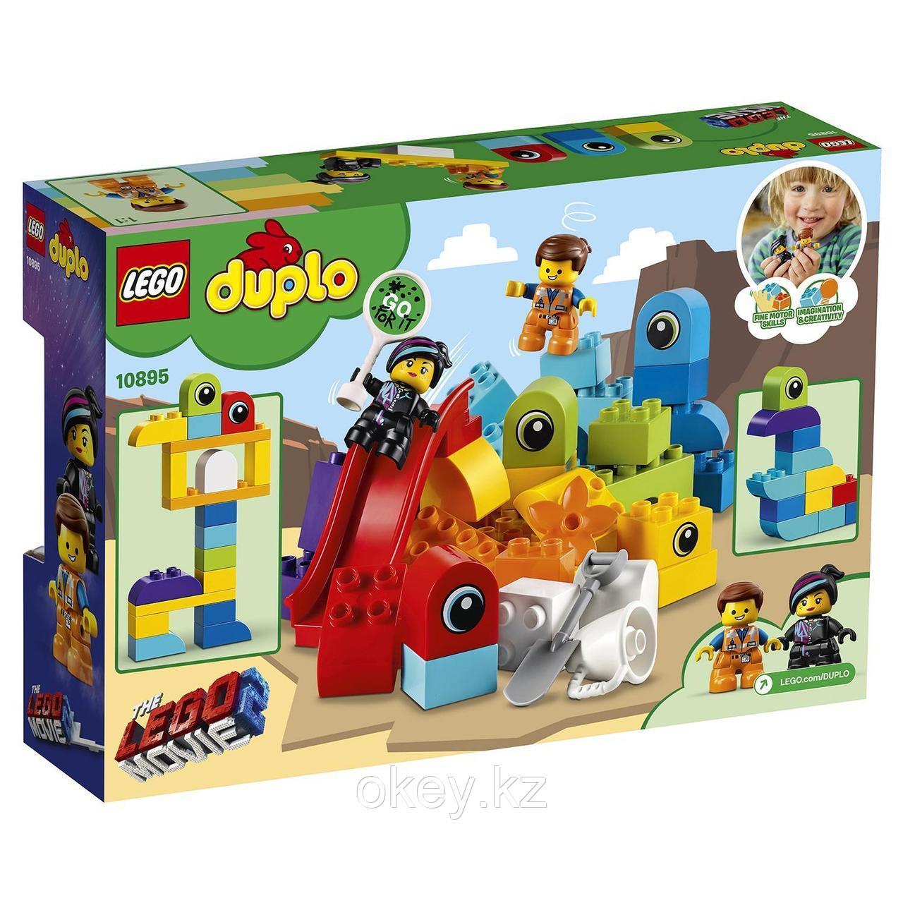 LEGO Duplo: Пришельцы с планеты DUPLO 10895