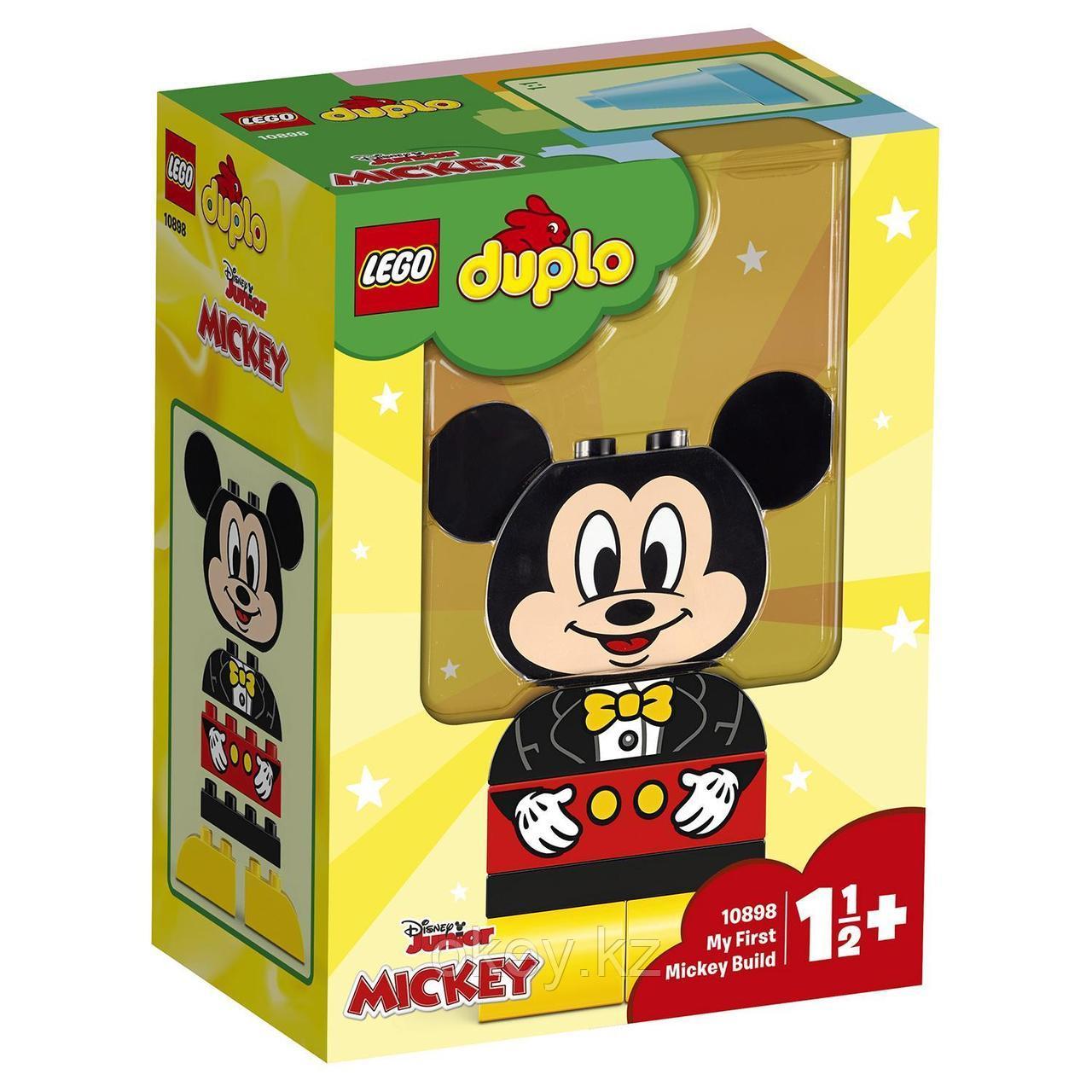 LEGO Duplo: Мой первый Микки 10898
