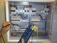 Проверка и испытание электропроводок