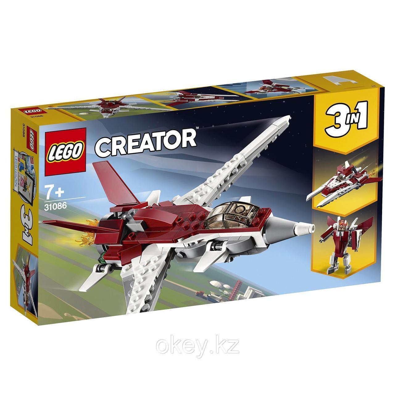 LEGO Creator: Истребитель будущего 31086