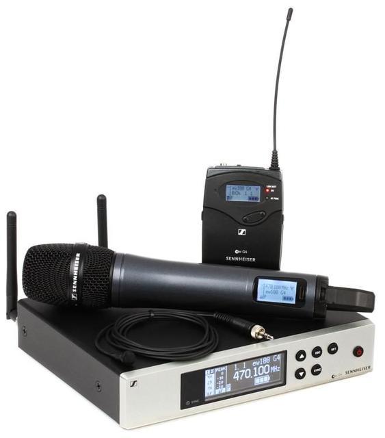 Радио микрофоны и безпроводные передатчики
