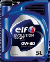 Моторное масло ELF EVOLUTION 900 FT 0W-30 5литров