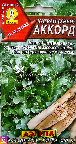 "Семена пакетированные Аэлита. Катран (Хрен) ""Аккорд"", фото 2"
