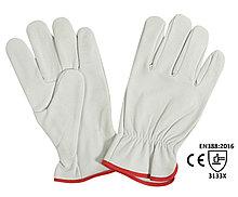 Кожаные перчатки Драйвер