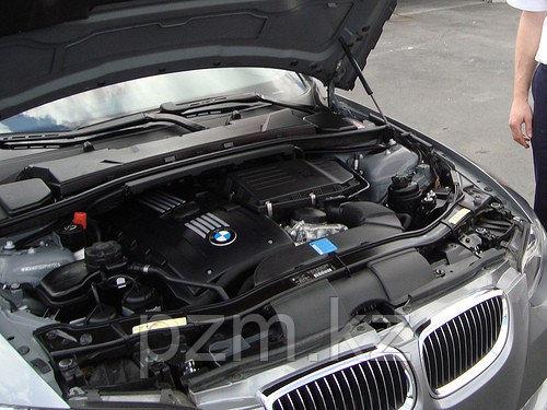 Замена масла в АКПП BMW 3-й серии E90 / E91 / E92 / E93 - 09.05 ~ 03.12 ,  (АКПП № ZF6HP26)