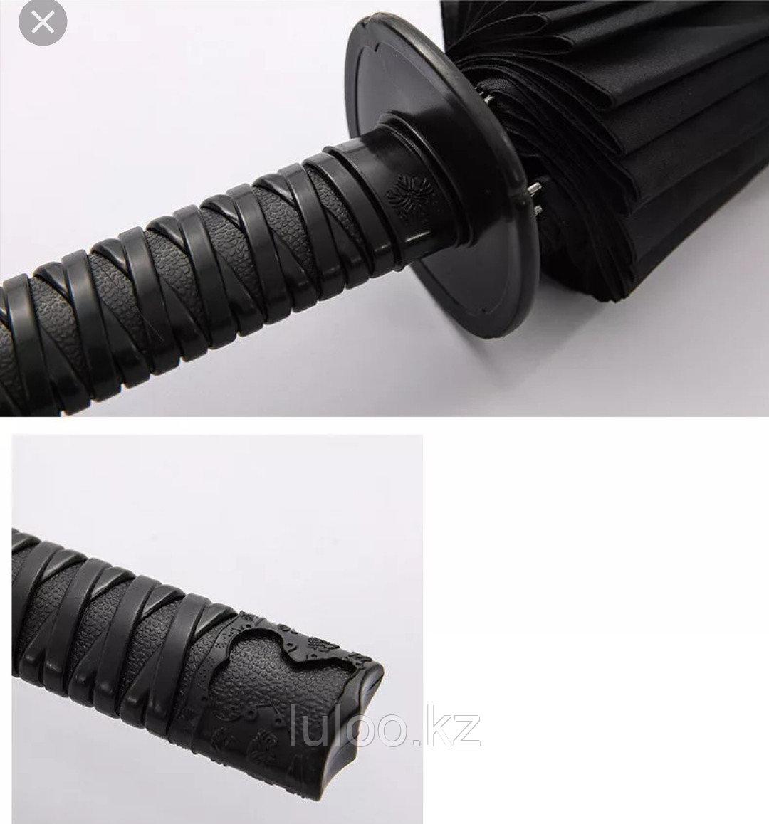 """Оригинальный зонт """"Меч"""" (зонт Катана), 16 спиц. - фото 5"""