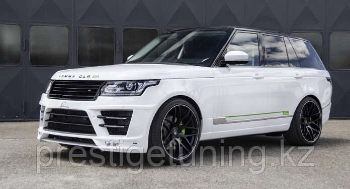 Обвес Lumma CLR R на Range Rover Vogue 2013-17