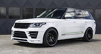Обвес Lumma CLR R на Range Rover Vogue 2013-17, фото 1