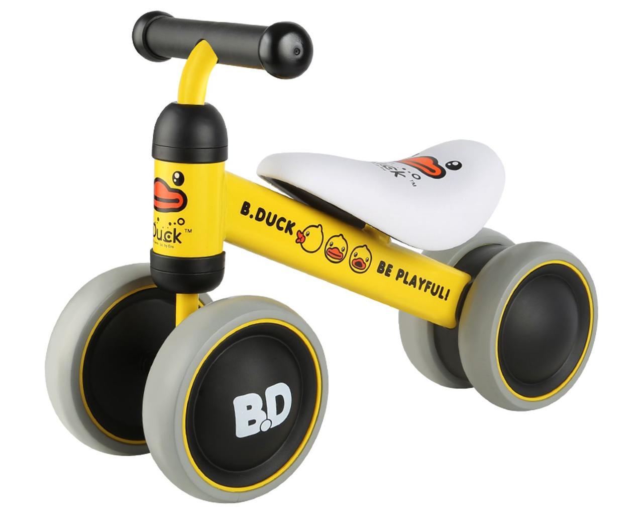 Детский минибеговел B.Duck для детей от 9 месяцев