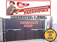 Ворота в Алматы, фото 1