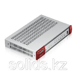 Межсетевой экран Zyxel 2xWAN GE (RJ-45 и SPF), 4xLAN/DMZ GE, USB3.0