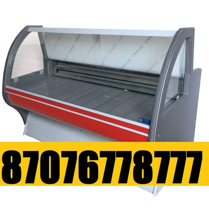 Витринный холодильник Холодильная витрина Асем 1,8м 0+5С