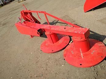 Косилка роторная Wirax Z-069/2 захват 1,85 м, фото 2