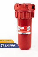 Фильтр для предворительной очистки воды Аквафор Аквабосс 1-02 (Для отопления и горячей воды)
