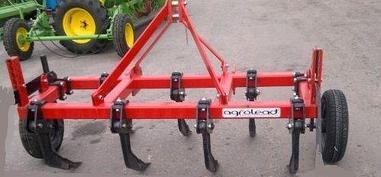 Плуг чизельный 1,25м б/катка (5 стоек) Agrolead