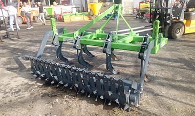 Плуг чизельный 1,25м с катком( 5 стоек) Agrolead