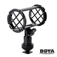 Антивибрационное крепление для микрофона Boya BY-C04