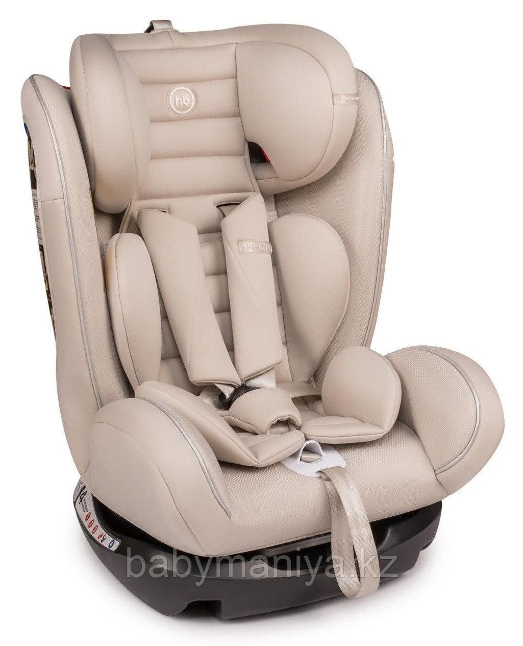 Автокресло Happy Baby 0-36 кг Spector Sand