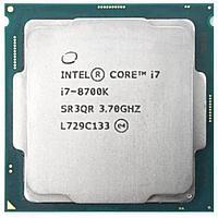 Процессор CPU S-1151 Intel Core i7 8700K  <3.7 GHz (4.7 GHz Turbo), 6-Core, 95W, L3 Cache 12MB, Intel UHD