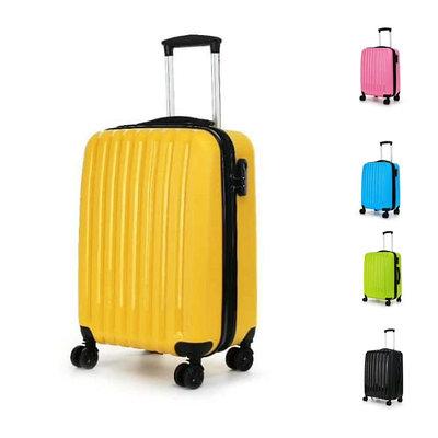 Пластиковый дорожный чемодан Hippo 45 л